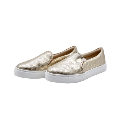TÊNIS SLIP ON DOURADO LIGHT ARTSACRA